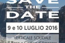 Cortina 9-10 Luglio – Torna Il Verticale Solidale