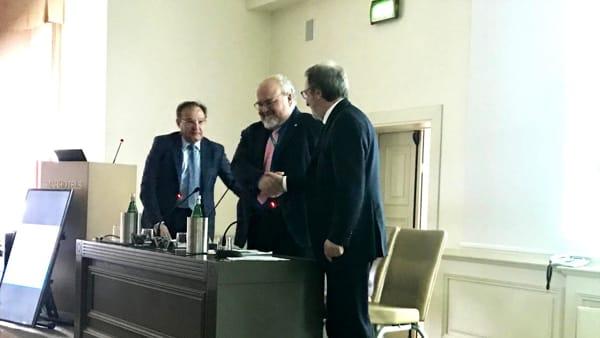 Donazione Fluorimetro A Trieste