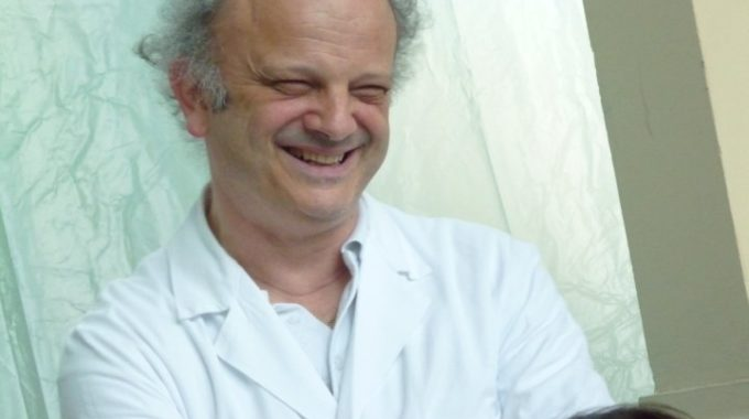 Con Il Dr. Fabrizio Salvi Per Un Progetto Rivolto Alla Neurosarcoidosi