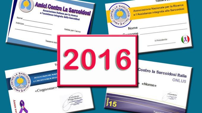 CAMPAGNA Iscrizione/rinnovo A SOCIO ACSI ONLUS