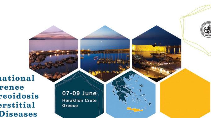 7-9 Giugno – CRETA (GR): ACSI ONLUS Al Congresso Mondiale Sulla Sarcoidosi WASOG
