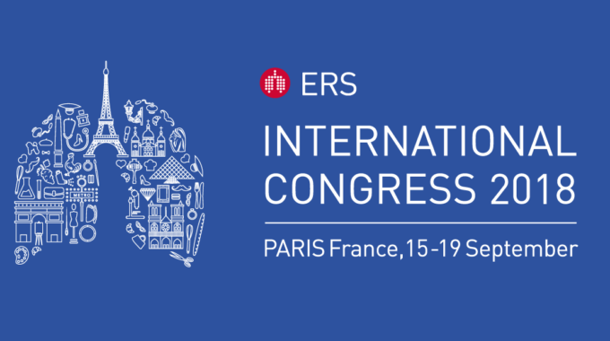 Parigi 15-19 Settembre: ACSI All'ERS International Congress 2018