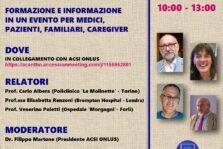 Scuola Di Sarcoidosi Maggio 2021