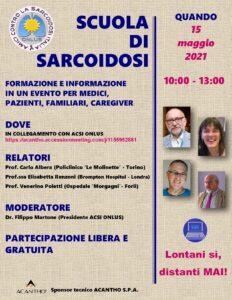 Scuola di Sarcoidosi 05_2021